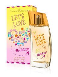 Туалетная вода Let <b>s Love</b> Holidays ТВ 50 мл Christine Lavoisier ...