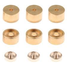 <b>1 Set Trumpet Valve</b> Finger Buttons Trumpet Parts Accessories ...