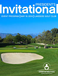 rd annual president s invitational by children s bureau issuu