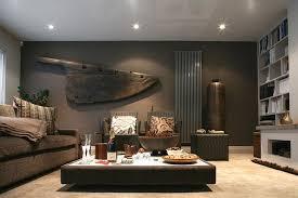 decor men bedroom decorating: bedroom gray wall paint low bed masculine interior design modern excerpt ideas for men bedroom