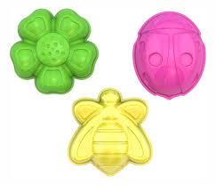 "Купить <b>формочки</b> ""<b>божья коровка</b>, пчелка, цветочек"", цены в ..."