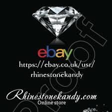 <b>Rhinestonekandy</b> - <b>Rhinestone</b> Iron on <b>Hot</b> fix Transfer <b>Designs</b> ...