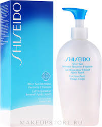 <b>Shiseido</b> Suncare After <b>Sun</b> Intensive Recovery Emulsion ...