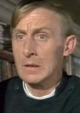 Reverend Phillip Moss - Geoffrey Bayldon  Sky West and Crooked (1965)