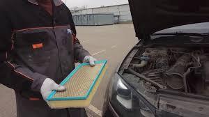 [<b>GoodWill</b>] Замена <b>воздушного фильтра</b> Volkswagen Touareg ...