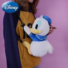 Disney <b>2019</b> New Kids Cute Mini Donald Duck <b>Backpacks</b> Cartoon ...