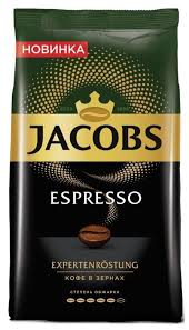 <b>Кофе в зернах Jacobs</b> Espresso — купить по выгодной цене на ...