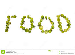 food letters royalty stock image image 16434676 food letters