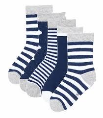 <b>Носки</b> для мальчика 5 пар <b>Barkito</b>, синие, серые, <b>белые</b> - купить в ...
