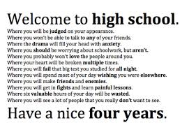 Why I Think High School Is a Waste of Time « The Handmade Hippie via Relatably.com