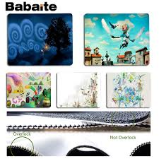 <b>Babaite Hot Sales Abstract</b> Art Design Laptop Gaming Mice ...