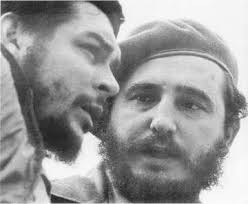 45ème anniversaire de la lettre d'adieu du Che Guevara à <b>Fidel Castro</b> - fidel-castro_che