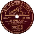Like Someone in Love album by Dinah Shore