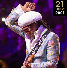 <b>Nile Rodgers</b> & <b>CHIC</b> | July 22nd at Starlite Catalana Occidente