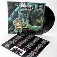 <b>witchery dead hot</b> and ready black vinyl