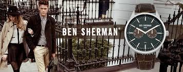 <b>Наручные часы Ben Sherman</b>. Выгодные цены – купить в ...