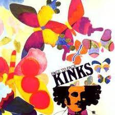 <b>The Kinks</b> - <b>Face</b> to Face - LP – Rough Trade