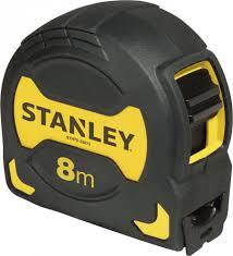 Купить <b>рулетка Stanley Grip</b> Tape 8m STHT0-33566 (0-33-566) в ...