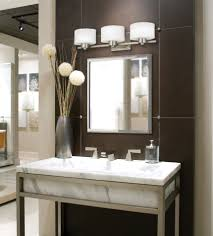bathroom choose lighting
