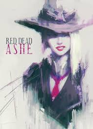 <b>Red Dead Ashe</b> (OVERWATCH) by Alex-Chow on DeviantArt