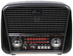<b>Радиоприемник Ritmix RPR-065</b> Gray, купить в Москве, цены в ...