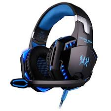 Buy <b>Kotion Each</b> Over the Ear Headsets with Mic & LED - <b>G2000</b> ...