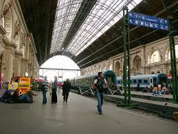 Stazione di Budapest Est