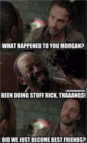 Walking Dead Memes on Pinterest | Carl Grimes, Rick Grimes and ... via Relatably.com