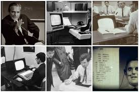 「On December 9, 1968, the computer mouse makes its public debut」の画像検索結果