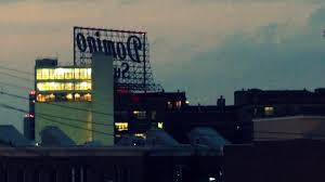 beyondpaisley ahh beautiful domino sugar sign