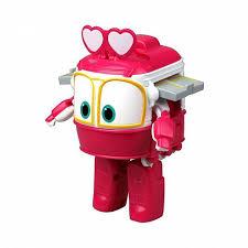 <b>Трансформер Robot Trains Сэлли</b> 10 см