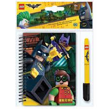 <b>Блокнот 100 листов LEGO</b> Бэтмен — купить по выгодной цене на ...