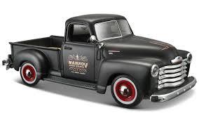 Купить <b>машина Maisto</b> 1950 Chevrolet 3100 Pickup 1:24, черная ...