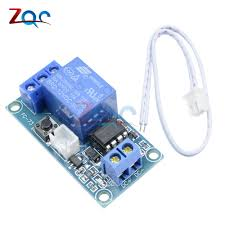 1 Channel <b>DC 5V</b>/12V/24V Latching Relay Module with <b>Touch</b> ...