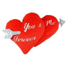 "<b>Декоративная подушка</b> ""<b>You and</b> Me Forever"" под нанесение ..."