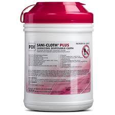 Sani-Cloth® Plus Germicidal <b>Disposable</b> Cloth - PDI Healthcare
