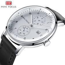 <b>MINI FOCUS</b> Mens Watches Top Brand Luxury Quartz <b>Watch</b> Men ...