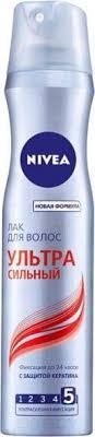 Nivea Жидкий <b>лак для волос</b> Ультра сильный, 250 мл - купить по ...