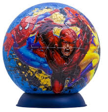 3D-<b>пазл Step puzzle</b> StepBall <b>Marvel</b> Герои <b>Marvel</b> (98124), 240 дет.