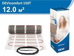 Купить DEVImat DTIR-150 - Тёплый пол <b>DEVI</b> (Деви)