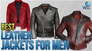 10 Best <b>Leather</b> Jackets for <b>Men 2018</b> - YouTube