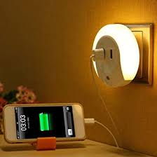 Buy HOME CUBE 1 Pc <b>Smart</b> Control Sensor <b>LED Night Light</b> ...