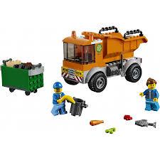 <b>Конструктор Lego City Транспорт</b>: Мусоровоз 60220 ...