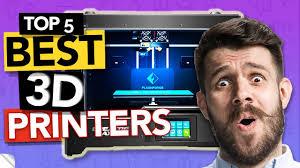 TOP 5: Best Budget <b>3D Printers</b> in <b>2020</b> - YouTube