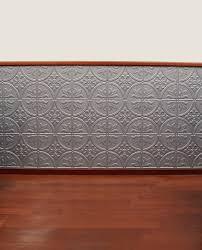 sagging tin ceiling tiles bathroom:  installedsilver