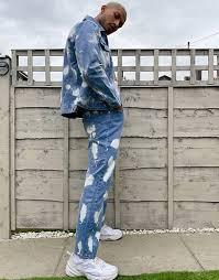 Мужские <b>прямые джинсы</b>