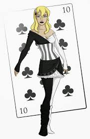 Image result for TEN of Clubs