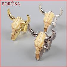 BOROSA <b>New</b> design Fashion Gold/Silver/Gun Black Color ...