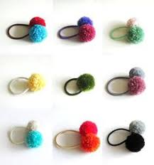 <b>12Pcs</b>/<b>lot</b> Children Girls <b>Hair</b> Ball <b>Headrope Cute</b> Fashion New ...