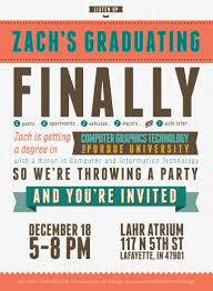 templates simple personalized college graduation party invitations simple personalized college graduation party invitations hd card inspirational amazing gray design